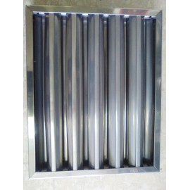 Filtro Campana Lamas 390x490x50mm AISI304