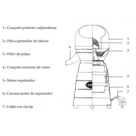 MOTOR COMPLETO EXP.MOD.5