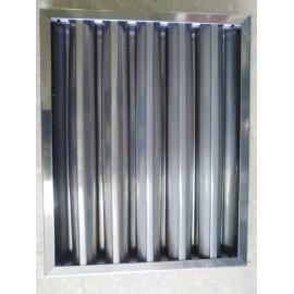 Filtro Campana Lamas 390x490x50mm AISI430