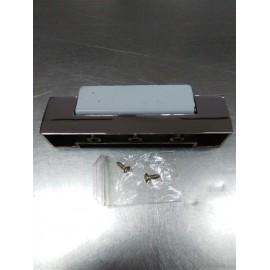 Bisagra G-525 Cromo Vertical 135mm
