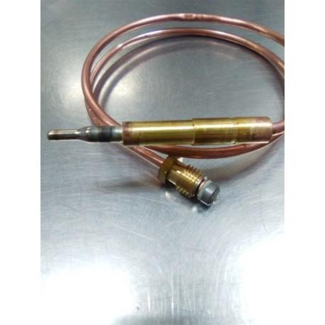 Termopar cabeza lisa M8-1 L-1200mm