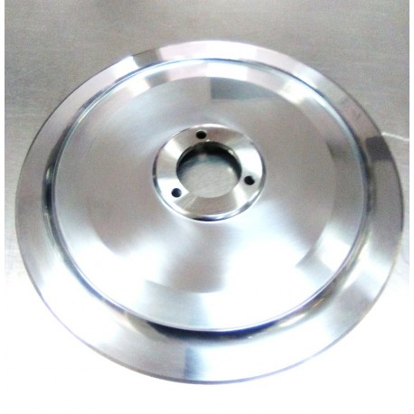Cuchilla 250x210x40x13 mm 3 taladros