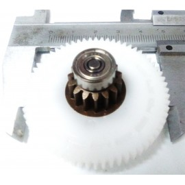 Piñon Motor Reductor Granizadora Spm Ø495mm