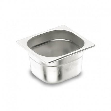 Cubeta gastronorm 1/6 (162x176 mm)