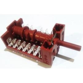 Conmutador De Funciones Eje Ø6mm FI-100/120