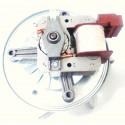 Motor Horno Completo 30W 230V 50Hz Eje Largo