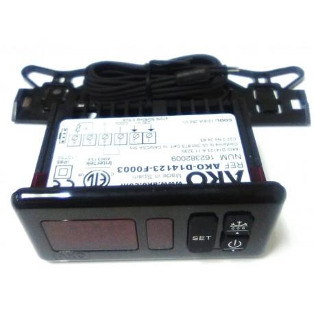 Termostato -50+99ºC AKO-D14123 Con Sonda Ntc