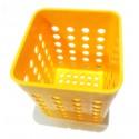 Cesto Cubiertos Plástico 105x105x130mm Universal