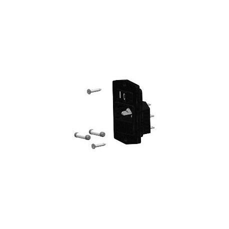 BASE ENCHUFE IEC MULTI LED230V