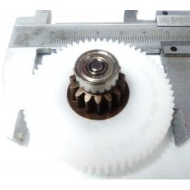 Piñon Motor Reductor Granizadora Spm 49,5mm