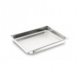 Cubetas Gastronorm 2/1 (650x530 mm)