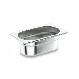 Cubeta gastronorm 1/4 (162x265 mm)
